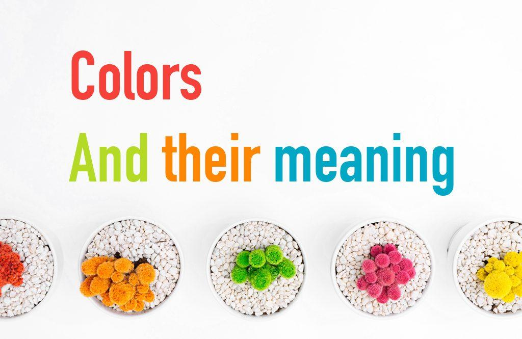 צבעים ומשמעותם ואיך הם ישפיעו על האירוע. בריידי בלוג