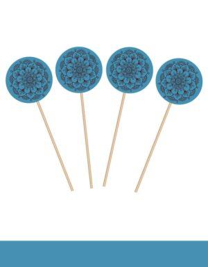 טופרים כחול נייבי