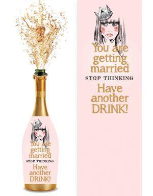מדבקות לבקבוקי שמפניה | מסיבת רווקות