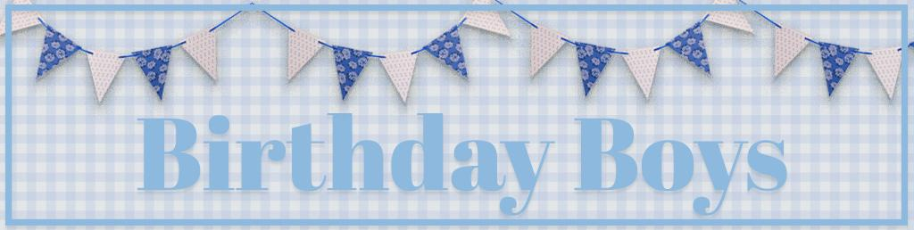 יום הולדת לבנים כל המוצרים השווים