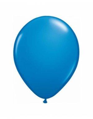 בלון ליום הולדת כחול - לטקס