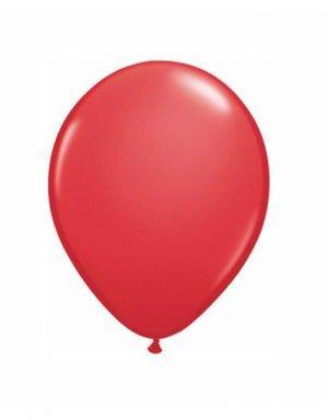 בלון ליום הולדת אדום - לטקס