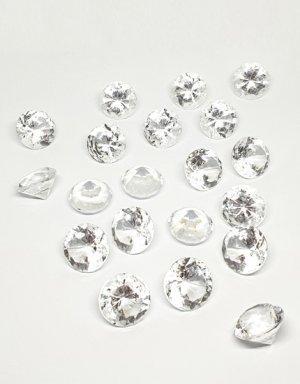 קונפטי יהלומים למסיבת רווקות