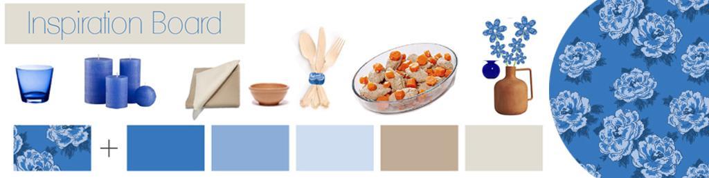 קולקציות לעיצוב שולחן חג