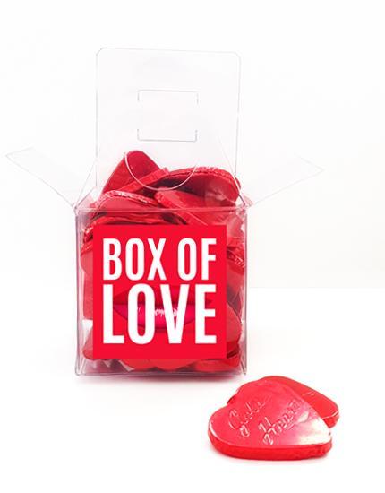 מארז שוקולדים לוולנטיין box of love