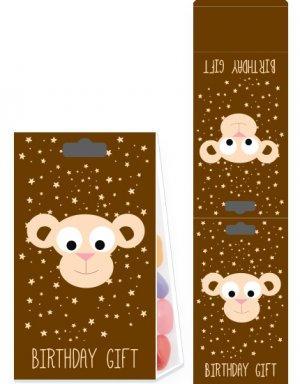 מארזי הפתעה ליום הולדת בקונספט חיות בעיצוב קופיקו