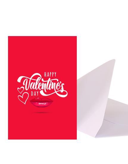 כרטיס ברכה לחג האהבה ולוולנטיין