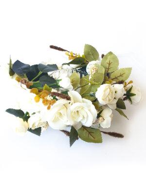 briday זר פרחים לראש ליום הולדת או למסיבת רווקות