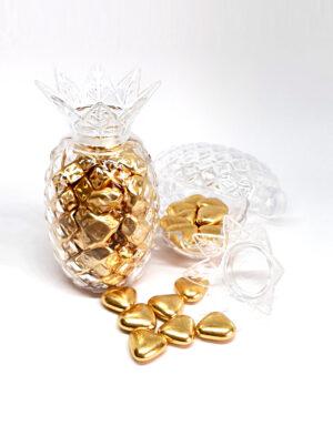 קופסאות אננס קטנות לממתקים
