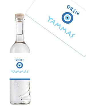 מיתוג אישי לערב יווני בעיצוב עין כחולה