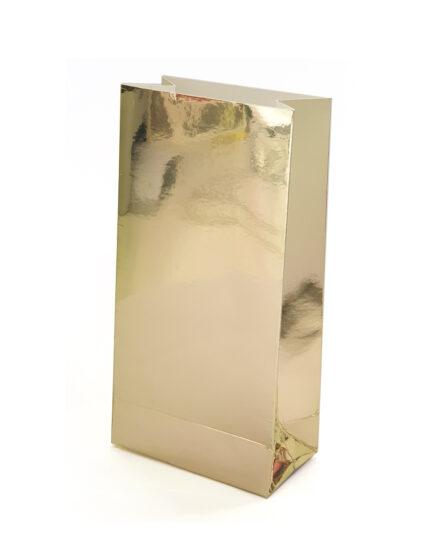 שקיות לאירועים זהב מטאלי   מושלם למיתוג