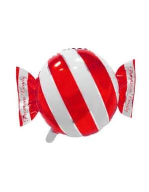 בלון מיילר בעיצוב סוכריה אדומה