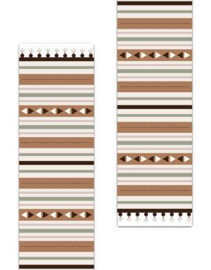 בוהו שיק | ראנר | שטיח אינדיאני