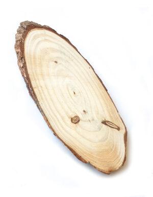 פלטת עץ | מרכז שולחן | אובלית