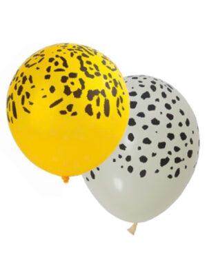 בלונים ליום הולדת בעיצוב ספארי