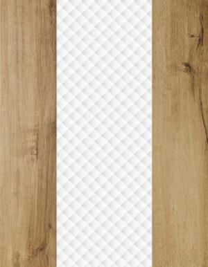 ראנר קפיטונאג' | נייר | 3 מטר | לבן
