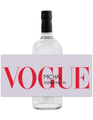 מיתוג מהג'ורנל | מדבקות לבקבוקים | שער ווג